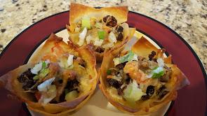 Mini Taco Cups
