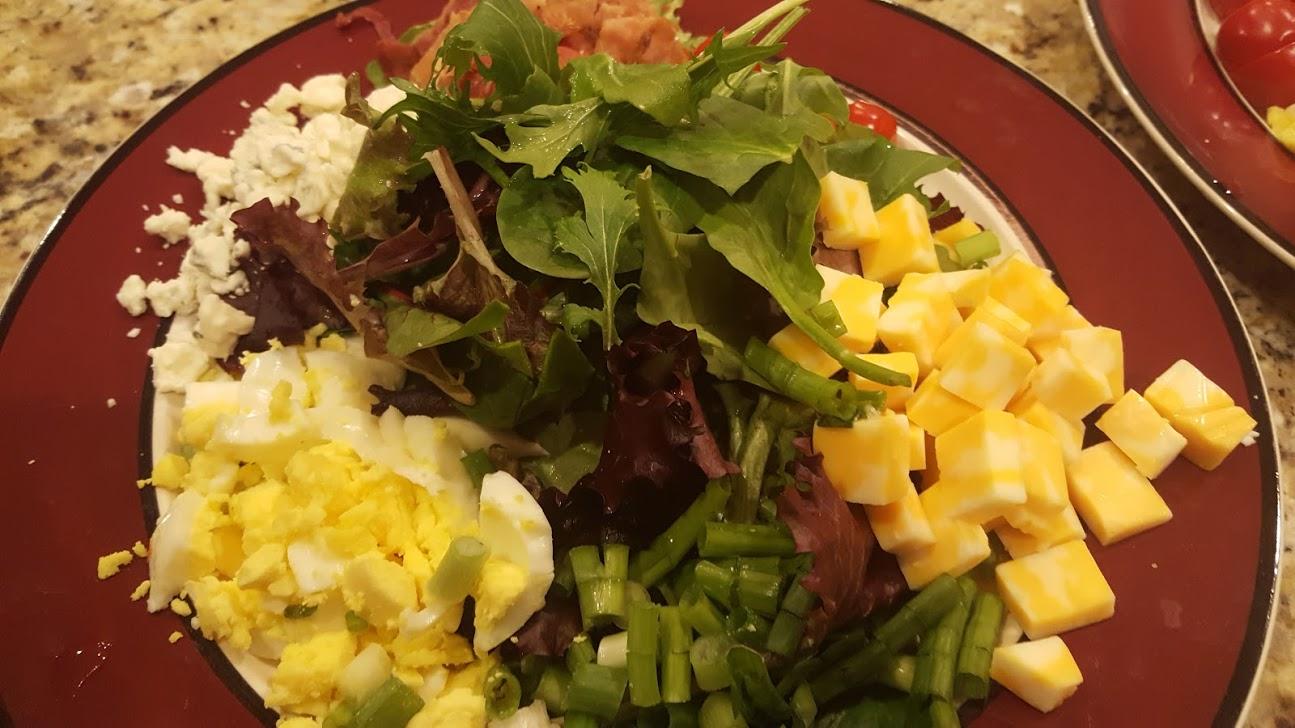 A Good Week + Keto Meal Plan #5