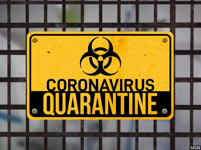 Day 2 of Quarantine