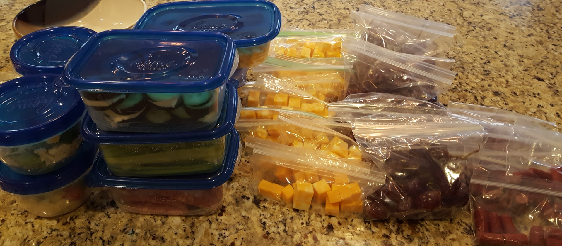 Meal Prepping for Keto
